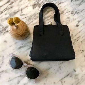 Handbags - Vintage mini clasp purse handbag pocketbook